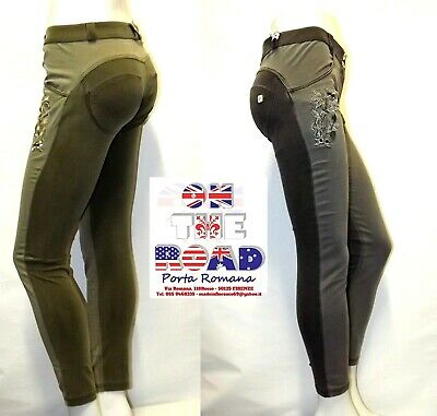 DISCOUNT 30/% FREDDY WR.UP XS S XL TROUSERS PUSH UP BICOLOURED WRUP1GLJ4E TEARS