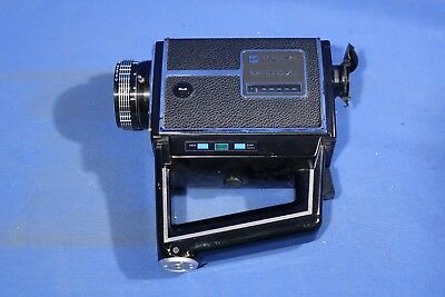 Gaf Ss 250Xl Super 8Mm Movie Camera #l4274Bp As-Is