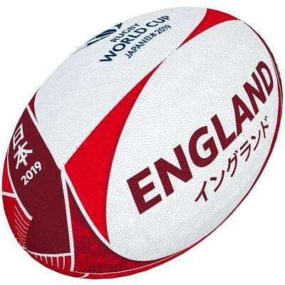 Gilbert Japan Rugby World Cup 2019 England Supporter Rugby Ball - Size 5