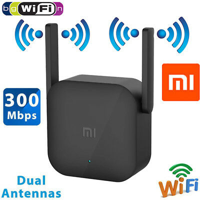 Xiaomi Pro 300Mbps WiFi Amplifier 2.4G WIFI Repeater Extender Signal Boosters