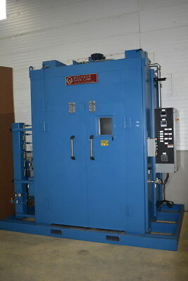 Industrial walk in oven, Electric, composite curing 500degF EWN Wisconsin UNUSED