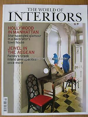 The World of Interiors April 2016