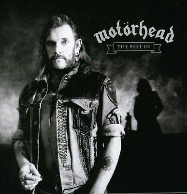 Motorhead - The Best Of - Greatest Hits 2CD NEW/SEALED