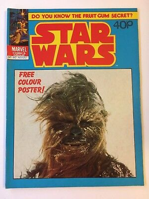 Star Wars Weekly Monthly #160 Rare NM
