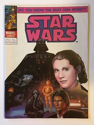 Star Wars Weekly Monthly #161 Rare NM