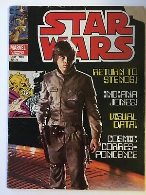 Star Wars Weekly Monthly #171 Rare VFN