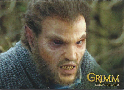 2012 2013  Breygent Grimm Blutbad Monroe Limited Edition Card from Season 2 DVD