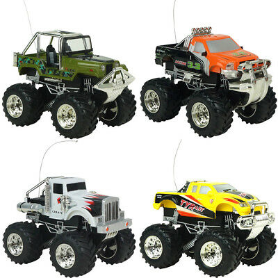 Mini 8013 RC Remote Control High-speed Desert Off-road Racing Car Truck NEW
