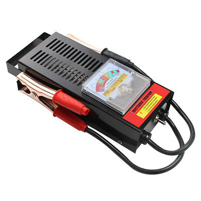6/12V 100 Amp Autos Battery Load Tester Vehicle Battery Analyzer