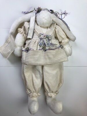 """Bunnies By the Bay Alma Large 26"""" Tall ~ Handmaid / One of a Kind! ~ w/ Tags"""