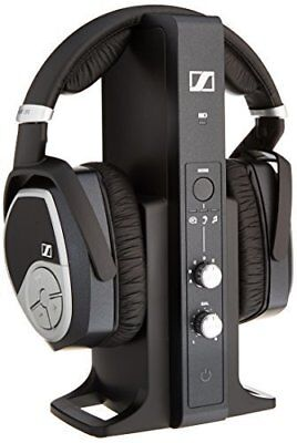 Sennheiser Digital Wireless Headphone System - Black (RS 195)