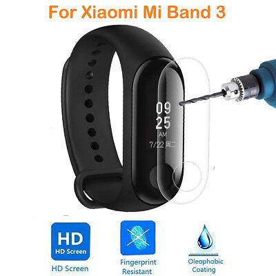 3pcs For Xiaomi Mi Band 2/3 Smart Wristband Smart Bracelet Screen Protector Film
