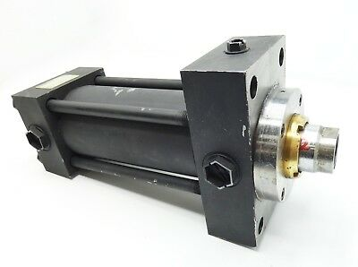 Parker NX41275998/JJHMIRNS39M-M1100 Hydraulik Zylinder 210bar 63x120mm -used-