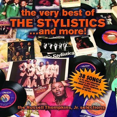 Stylistics-Stylistics - The Very Best Ofand More  CD NEW