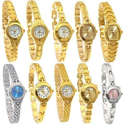 10PCS Cute Mixed Bulk Ladies Women's Bracelet Watches Quartz WristWatch JB4T