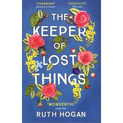 The Keeper of Lost Things by Ruth Hogan (Paperback), Fiction Books, Brand New