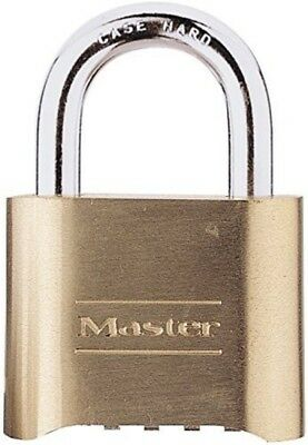 Master Lock Resettable Set-Your-Own Combination Lock