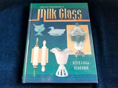 Collector's Encyclopedia of Milk Glass Betty Newbound  Identification Guide