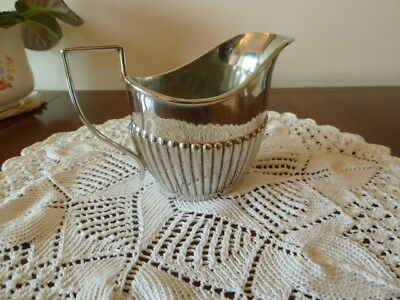 Quality vintage silver plated JUG (1/2 pint/300 ml)