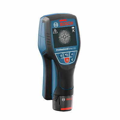 Bosch D-TECT120 Small Area Spot Scan Three Mode Wall and Floor Detection Scanner