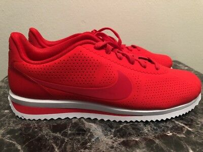 super cute 9a497 0d41b NIKE CORTEZ ULTRA Moire Running Shoes 🏃 845013-601 Red/White Sz 10.5
