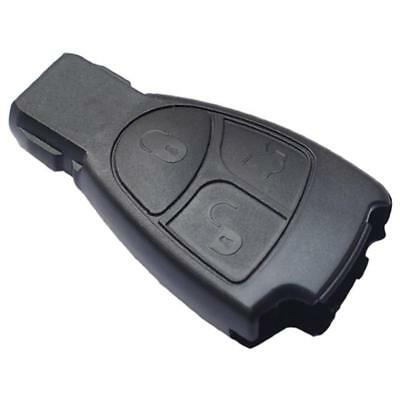 Car 3 Buttons Remote Control Key Case Fit For Mercedes Benz W203 W211 W204