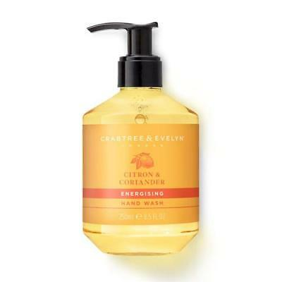 Crabtree & Evelyn Hand Wash 250ml - Citron and Coriander