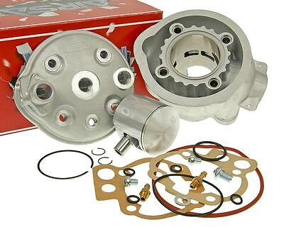 Peugeot XR6 50  77cc M-Racing Cylinder Kit Airsal