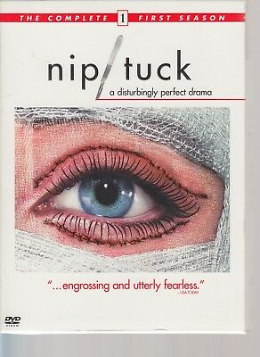 Nip Tuck  Complete Season 1 2 3 4  Instant Collection DVD Box Sets