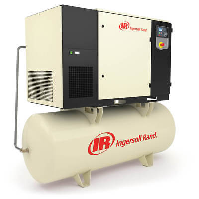 Ingersoll Rand UP6S-30-145 460V 120-Gallon 3-Phase 145-Psi 30-Hp Air Compressor