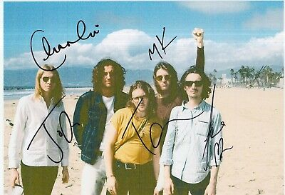 Blossoms Hand Signed 12x8 Photo Music Charlemagne, At Most a Kiss.