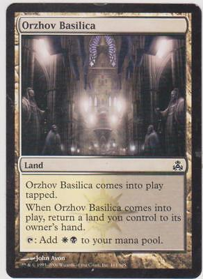 Orzhov Basilica Mtg Guildpact Common Land Mint 2 00 Picclick Uk All lands that generate and/or need orzhov colors to work. picclick uk