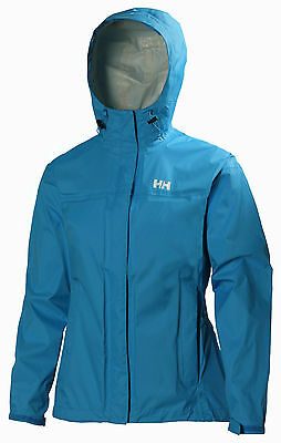 HH Helly Hansen Loke Jacket Women 62282 azure blue Damen Funktionsjacke Jacke
