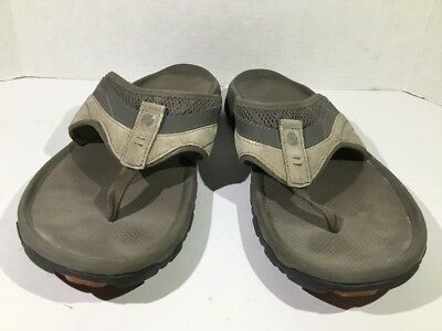 5ed4b162abe4 TEVA PAJARO 1002432 Mens Size 13 Dune Flip Flop Casual Thong Sandals Shoes  ZS-80 -  21.88