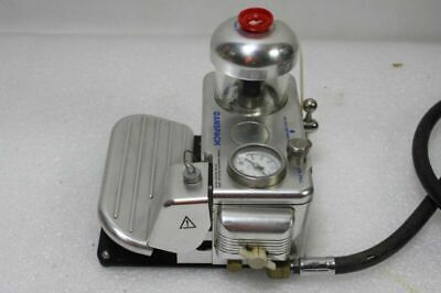 Synthes Anspach Autolube III Pneumatic Drill Footswitch - Untested