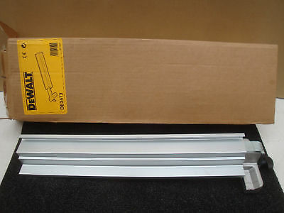 Dewalt & Elu De3473 Dw742/3 Flip Over Mitre/table Saw Parallel Fence