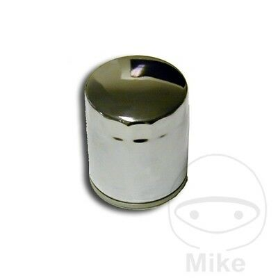 Oil Filter Chrome Hiflo HF171C FLSTFB 1690 Softail Fat Boy Special ABS 2012