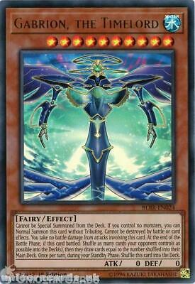 BLRR-EN024 Gabrion, the Timelord Ultra Rare 1st Edition Mint YuGiOh Card