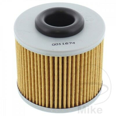 Oil Filter Hiflo HF569 MV Agusta Brutale 675 2012-2013