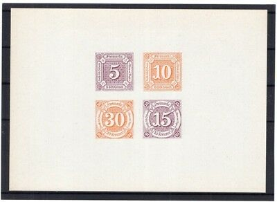 Taxis ND 1965 im KLB-FORMAT 10EUR (76558