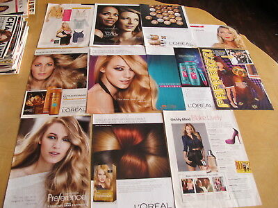 Blake Lively French Us Clippings,poster