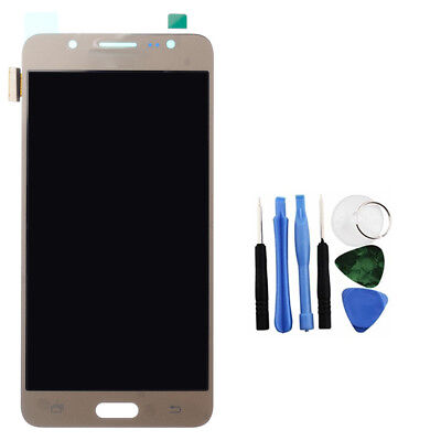 For Samsung Galaxy J5 2016 LCD Display Touch Screen Digitizer Gold J510 + Tools
