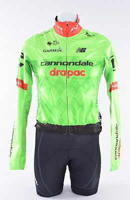 ae67ad750 Cannondale Drapac Pro Cycling Team POC Waterproof Rain Jacket Men s Small