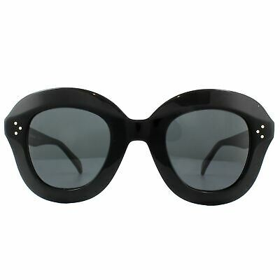 07fb1deff4f CELINE SUNGLASSES 41445S Lola 807 IR Black Blue Grey - EUR 174