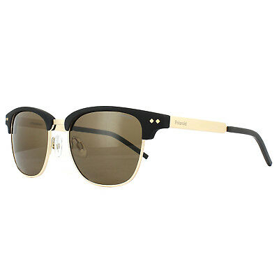 e35db34b22ab Polaroid Sunglasses PLD 1027 S SAO SP Matt Black Gold Bronze Polarized
