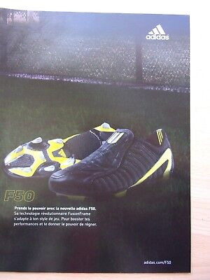 Collectibles Publicite Advertising 2003 Caterpillar Chaussures