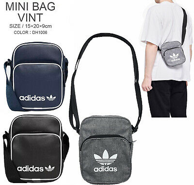 3162c906b034 Adidas Originals School Bags - Mens Boys Girls Adidas Mini Bags Shoulder  Bags