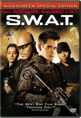 S.W.A.T. (DVD, 2003, Widescreen Special Edition) NEW