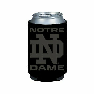 NCAA Notre Dame Fighting Irish Flat Drink Coozie