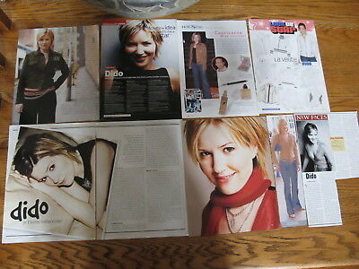 Dido French Us Clippings